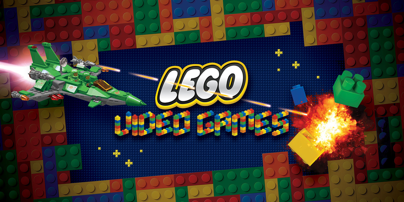 Lego 174 Video Games Black Rocketblack Rocket Launch Your Creativity