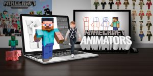Minecraft Animators