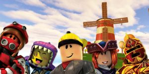 Roblox playable characters