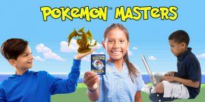 Pokemon masters banner