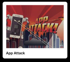 App attack poster