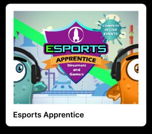 eSports apprentice poster