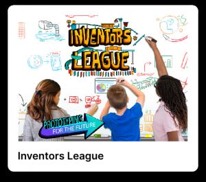 Inventors league poster