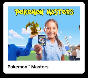 Pokemon masters poster