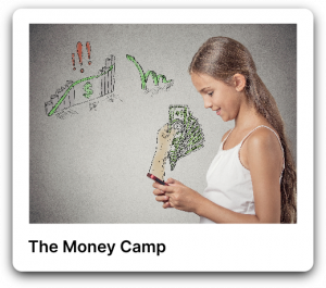 The money camp poster