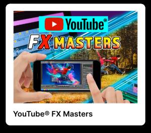 Youtube FX master poster